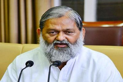 Bihar poll results 'ominous' for country: Haryana minister Anil Vij