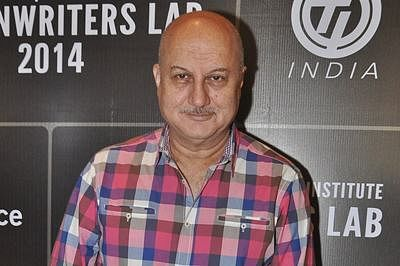 I'd love to work with Aamir again: Anupam Kher