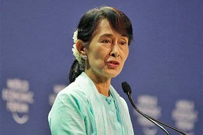 Myanmar house begins new session with Suu Kyi party