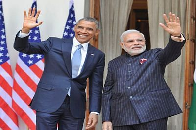 Barack Obama to meet Narendra Modi in Paris today