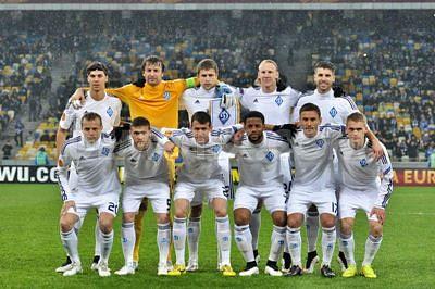 Dynamo Kiev to play behind closed doors post `racist behavior' against Chelsea