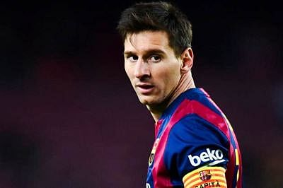 Messi joins Barcelona workouts as usual