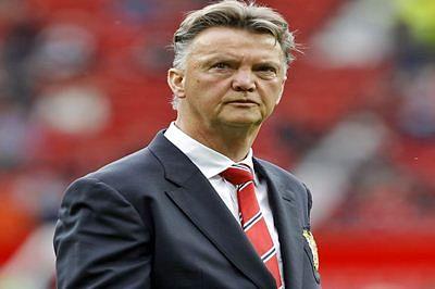 Rooney will find it tough to reclaim striker's role: Louis van Gaal