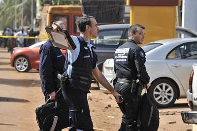 Mali hunts suspects after deadly hotel siege