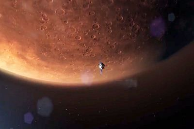 Mystery of 'missing' carbon on Mars decoded