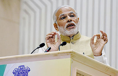 Economic reforms should be  inclusive, broad-based: Modi