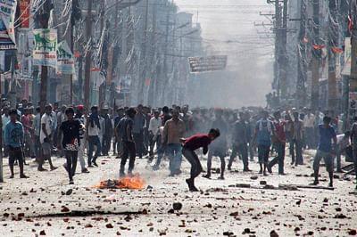 India, Nepal ties on an edge