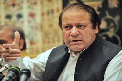 Nawaz Sharif expresses shock over killing of Hizbul commander Wani