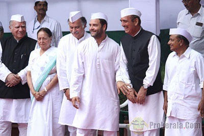 Won't do a BJP, Congress assures elders