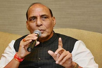 Rajnath meets Muslim clerics on ISIS attempt to lure Indians