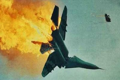 Audio to shoot down Russian fighter jet released