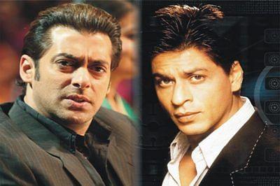 SRK's 'extreme intolerance' comment leaves Salman in a fix