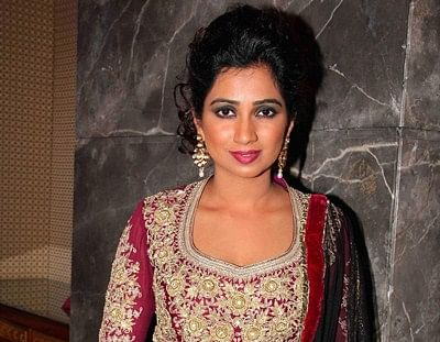 Privileged to be singing for the cinema of South India, says Shreya Ghoshal