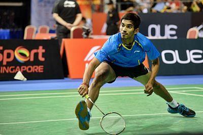 Shuttler Srikanth loses first round at Hong Kong Open