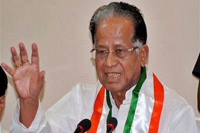 Tarun Gogoi up for realignment of political forces to fight BJP
