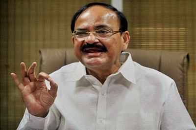 Time has come to take action against encroachments: Venkaiah Naidu
