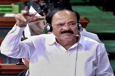 Don't disrupt Parliament for political reasons: Venkaiah Naidu to Congress