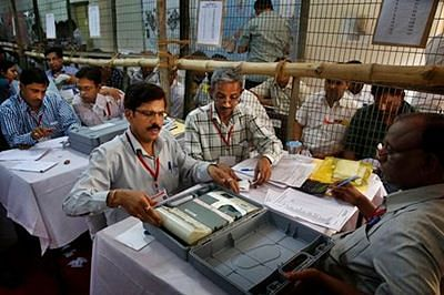 Counting begins in Kerala civic polls