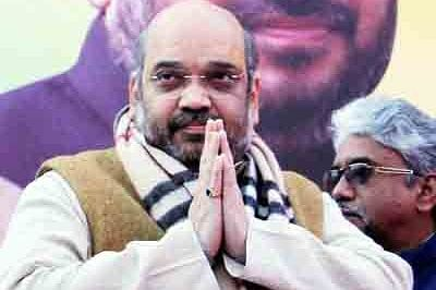 Re-making of Amit Shah