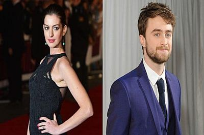 Anne Hathaway, Daniel Radcliffe to star in 'The Modern Ocean'
