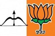BJPlogo - Shiv sena logo