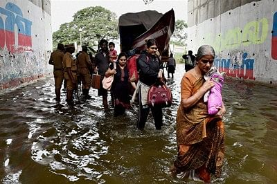 Flood relief: DMK demands white paper; gives Rs one crore