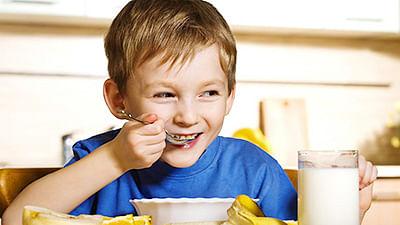Regular breakfast helps children get good grades: study