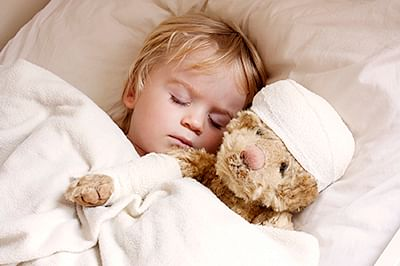 Lead exposure hampers children's sleep quality