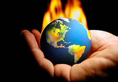 CO2 impact on global  warming underestimated