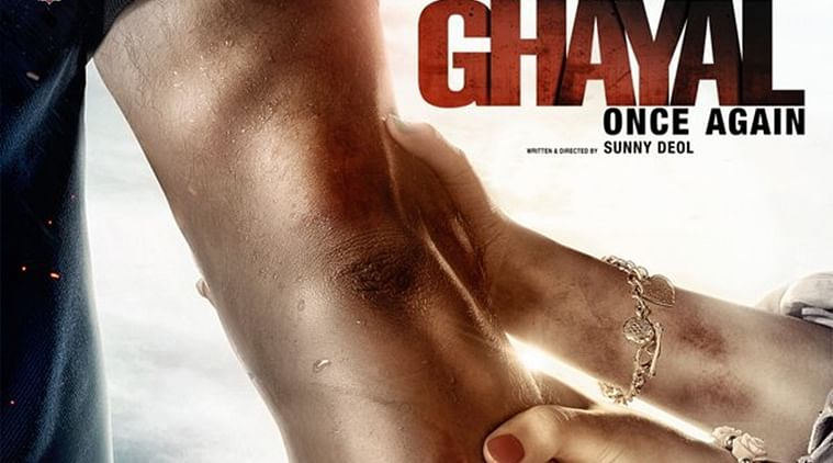 """Ghayal Once Again"" First look trailer – 2016"