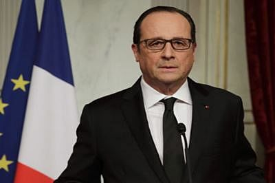 Hollande, Obama vow unity against IS, appeal to Russia