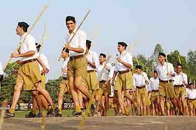RSS claims its popularity among youth is growing