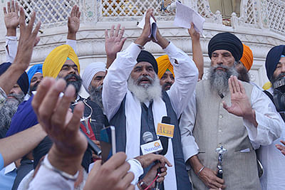 Jathedar appointed by Sikh hardliners arrested