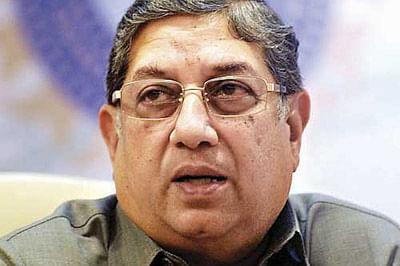 BCCI AGM to dicuss N Srinivasan future