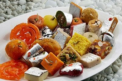 Dish out some delectable sweets this Diwali