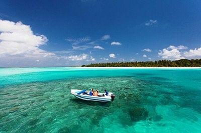 Maldives: Turquoise Seduction