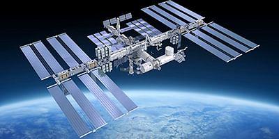 International Space Station ISS (Representative image)