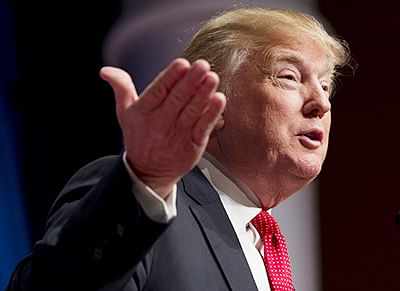 Prez Donald Trump launching re-election campaign defiantly facing odds