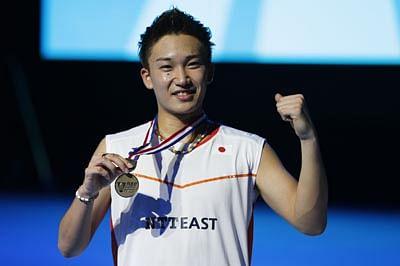 Badminton champion Kento Momota hurt in car crash; driver killed
