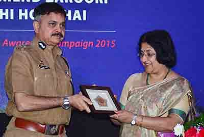 Cops, SBI join hands for cyber crime awareness