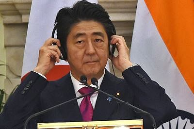 Shinzo Abe won't dissolve lower house for snap elections