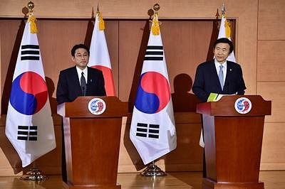 South Korea to scrap military intel sharing pact with Japan