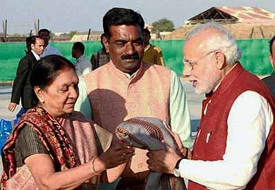 Anandiben Patel is paying for non-performance in Una attack