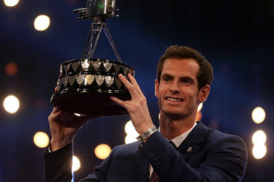 'Dull' Murray wins BBC Sports Personality award