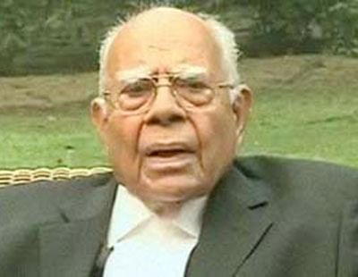 No secret that  I dislike Jaitely:  Jethmalani