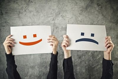 How to 'cheer up' when feeling unhappy