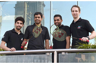 'PBL great platform foryoung shuttlers to learn'