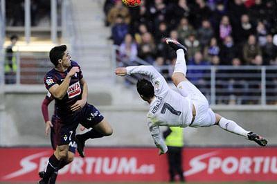 Bale, Ronaldo scriptReal Madrid's win