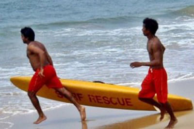 Strike by lifeguards in Goa enters 2nd day; 361 arrested