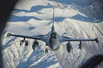 Days after Imran Khan's visit, US approves sales to support F-16